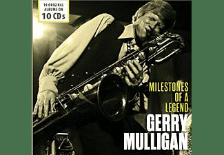Gerry Mulligan - 19 Original Albums  - (CD)