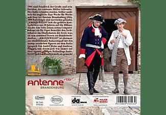 Friedrich II.Der Grosse-Und Der Müller Von Sansso - Kronjuwelen-Das Beste Aus 20 Jahren Gegenseitiger  - (CD)