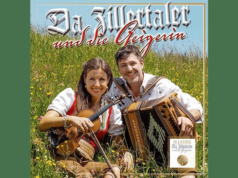 Da Zillertaler Und Die Geigerin - 10 Jahre [CD]