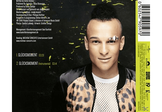 Prince Damien - Glücksmoment  - (5 Zoll Single CD (2-Track))