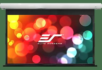 ELITE SCREEN Saker E12 Motorleinwand Premium 243.8x137.2cm weißer Rand (SK110XHW-E12)