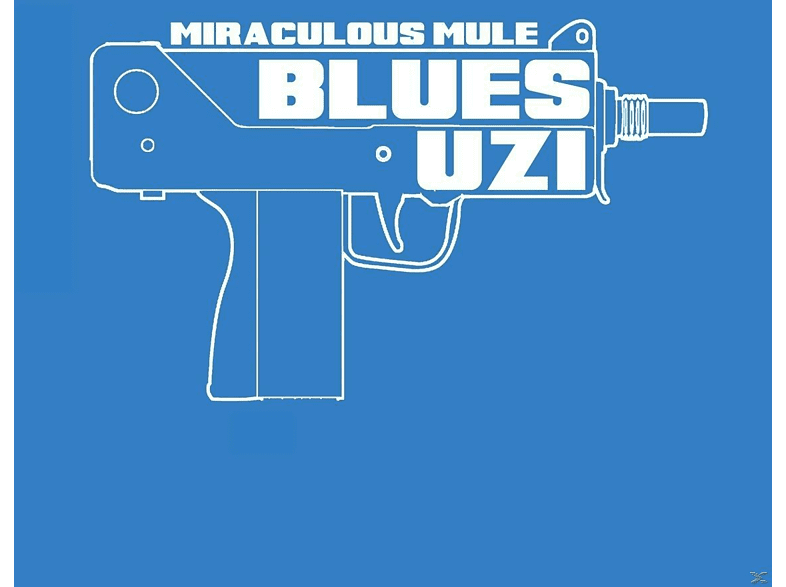 Miraculous Mule - Blues Uzi (Blue Colored+Bonustracks/Ltd.) [Vinyl]