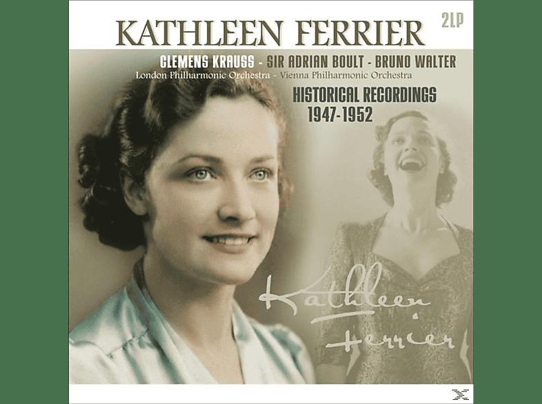Kathleen Ferrier - HISTORICAL RECORDINGS 194 [Vinyl]