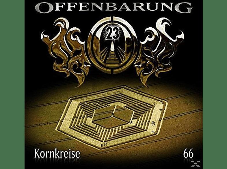 Folge 66-Kornkreise - (MP3-CD)