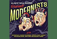 Alarm Will Sound - Alarm will Sound presents Modernists [CD]