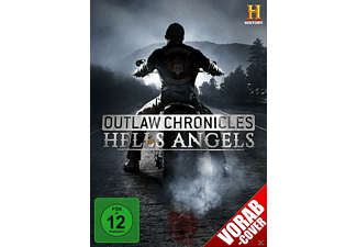 Outlaw Chronicles: Hells Angels DVD