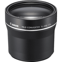 CANON TL-H 58 TELE-KONVERTER Telekonverter, Schwarz