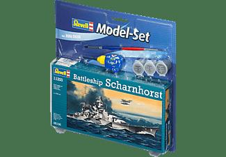 REVELL 65136 Battleship Scharnhorst Modellbausatz, Mehrfarbig