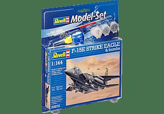REVELL 63972 F-15E Strike Eagle & B Modellbausatz, Mehrfarbig