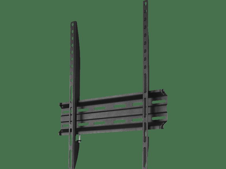 HAMA FIX, 1 Stern Wandhalterung, Schwarz