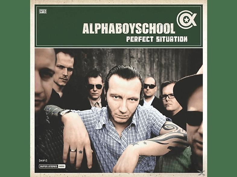 Alpha Boy School - Perfect Situation [CD]