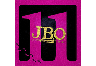 J.B.O. - 11 (Lim.Boxset) - (CD + DVD Video)