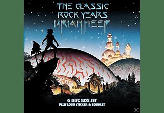 Uriah Heep - The Classic Rock Years  - (CD + DVD Video)