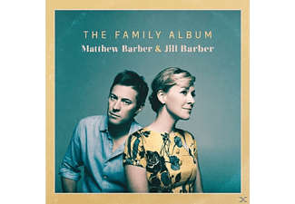 Matthew & Jill Ba Barber - The Family Album - (CD)