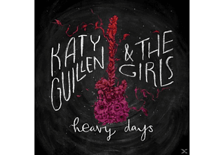 Katy & The Girls Guillen - Heavy Days  - (CD)