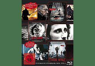 Ultimate Horror Box: Sauna, Left Bank, Zombie Warz Blu-ray