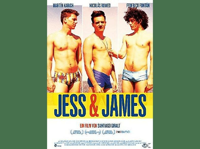 Jess & James [DVD]