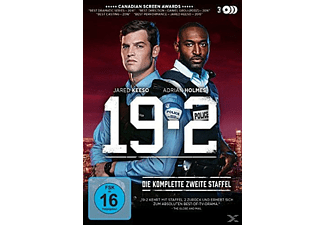 19-2 - Staffel 2 DVD