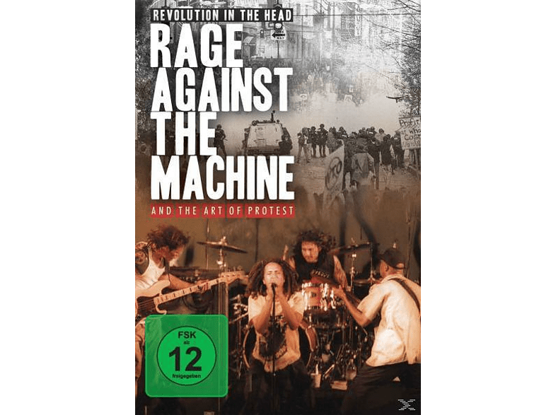 Rage Against The Machine - Revolution In The Head [DVD]