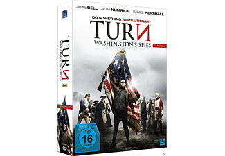 Turn - Washington's Spies - Staffel 2 DVD