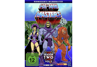 He-Man and the Masters of the Universe - Season 2, Volume 2 (3 Discs) DVD