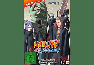 Naruto Shippuden Staffel 14.2 DVD