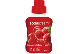 SODASTREAM Soda-Mix Framboise 500ml - Sirop (Rouge)