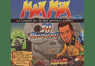VARIOUS - Max Mix 30 Aniversario Vol.2  - (CD)