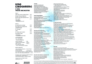 Lindenberg, Udo & Panik-Orchester, Das - Alles Klar Auf Der Andrea Doria  - (Vinyl)