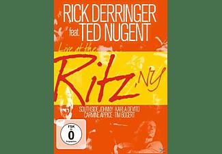 Live At The Ritz,NY DVD