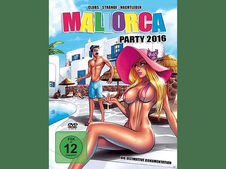 Mallorca Party 2016 [DVD]