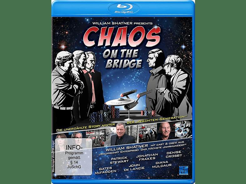 Chaos on the Bridge [Blu-ray]