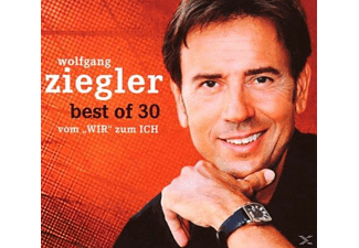 Wolfgang Ziegler - Best Of 30-Vom Wir Zum Ich  - (CD)