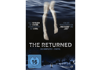 The Returned - Die komplette 1. Staffel - (DVD)