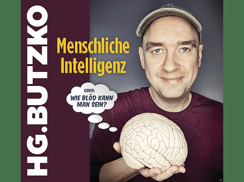 Menschliche Intelligenz - (CD)
