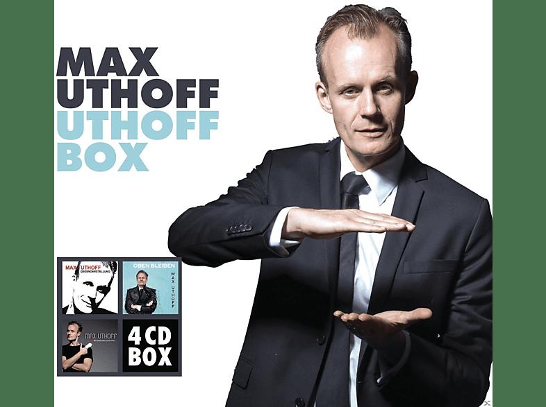 Max-Uthoff-Box - (CD)