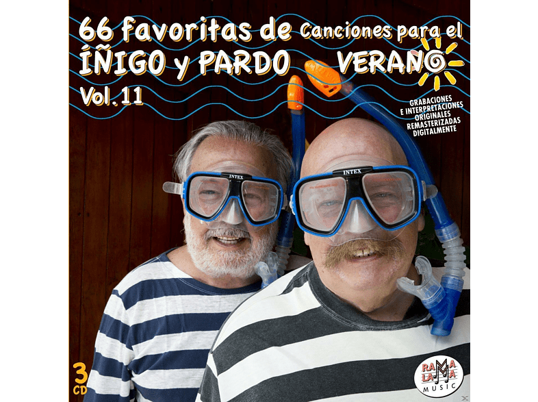 VARIOUS - 66 Favoritas De Iñigo Y Pardo Vol.11 [CD]