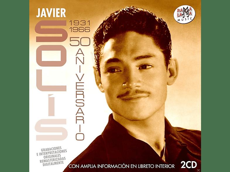 Javier Solis - 50 Aniversario 1931-1966 [CD]