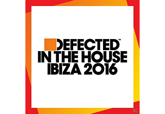VARIOUS - Defected In The House Ibiza 2016 | CD