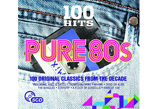 VARIOUS - Pure 80s - 100 Original Classics From The Decade  - (CD)