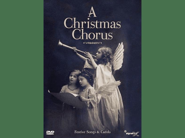 The Voice Spuad - A Christmas Chorus - Festive Songs And Carols [DVD]
