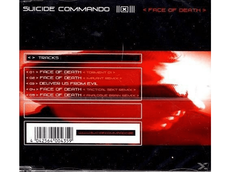 Suicide Commo - Face Of Death [CD]
