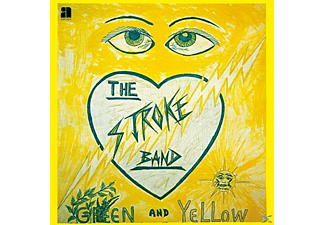 The Stroke Band - Green and Yellow (LP)  - (Vinyl)