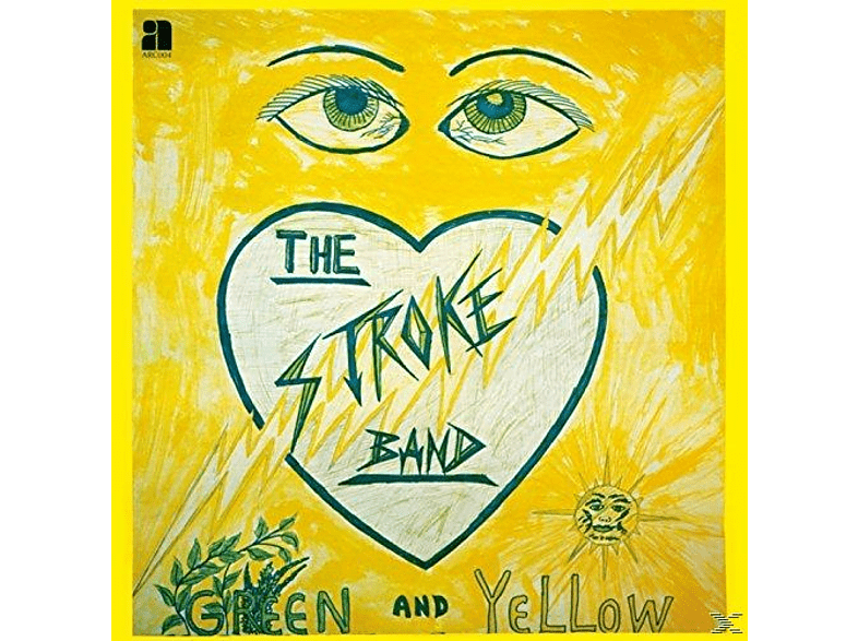 The Stroke Band - Green and Yellow (LP) [CD]