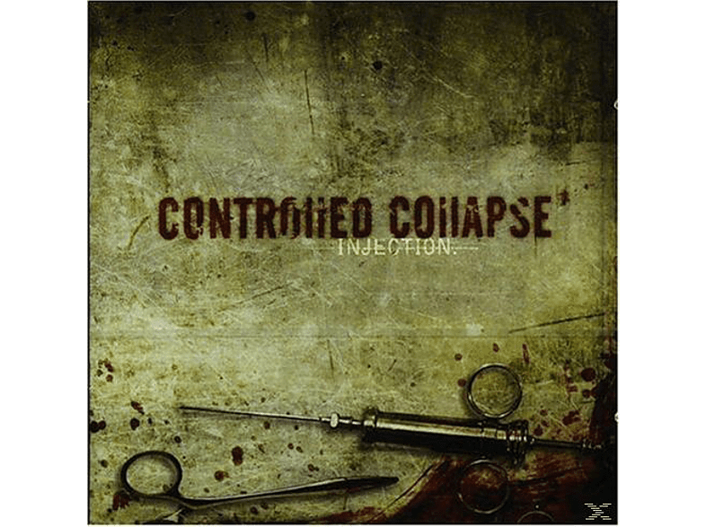 Controlled Collapse - Injection [CD]