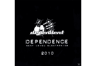 VARIOUS - Dependence Vol.3-2010  - (CD)