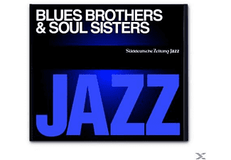 VARIOUS - Blues Brothers & Soul Sisters  - (CD)