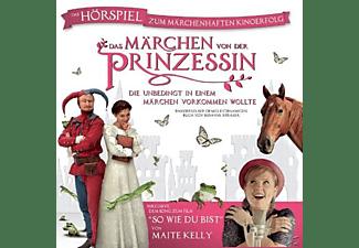 Susanne Strasser - Das Märchen von der Prinzessi  - (CD)