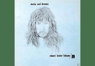 Robert Lester Folsom - Music And Dreams (LP)  - (Vinyl)