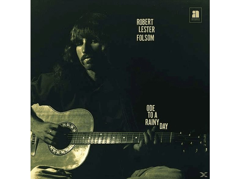 Robert Lester Folsom - Ode To A Rainy Day: Archives 1 [Vinyl]